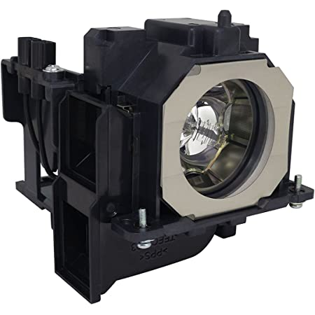Power by Osram Replacement Lamp Assembly with Genuine Original OEM Bulb Inside for PANASONIC PT-LS26EA Projector