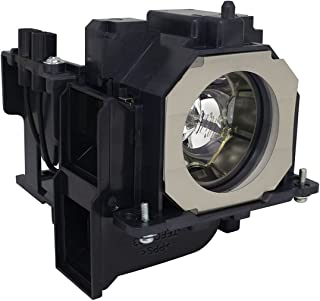 Lamp /& Housing Projector Tv Lamp Bulb by Technical Precision Twin Pack Replacement for Panasonic Pt-dw530e