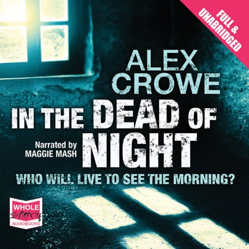 In the Dead of Night audiobook cover art