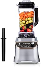 Professional Countertop High Speed Blender with 1200Watts Base-51 oz BPA Free Jar for Frozen Drinks and Smoothies