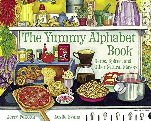 The Yummy Alphabet Book (Jerry Pallotta's Alphabet Books) by Jerry Pallota (2004-10-01)