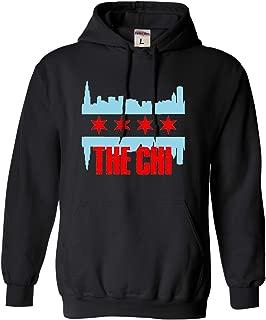Best black chicago flag skyline Reviews