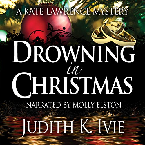 Drowning in Christmas audiobook cover art
