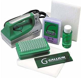 GALLIUM(ガリウム) スノボ ワックス ワクシングキット ホットワックス jb0008