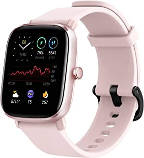 Amazfit Watch GTS 2 mini, 1.55 inch AMOLED - Flamingo Pink
