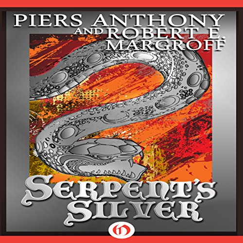 Serpent's Silver audiobook cover art