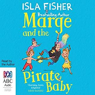 Marge and the Pirate Baby cover art
