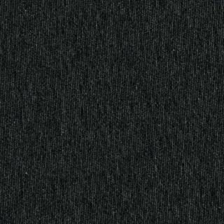 Charcoal 2 Tone Ponte Roma Fabric Solid Knit Fabric Ponte Roma Fabric by The Yard - 1 Yard