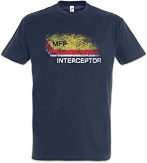 Urban Backwoods Inter I Main Force Patrol Logo Camiseta De Hombre T-Shirt