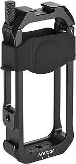 Andoer C-ONE X2 beschermcamerabehuizing van aluminiumlegering met koudeschoenhouder universele 1/4 inch schroefdraad camer...