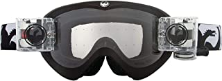 Dragon Alliance Unisex-Adult Nfxs Goggle Black/Clear Rapid Roll Lens One Size