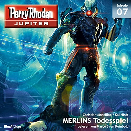 MERLINS Todesspiel cover art