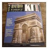 Kit Domus : Arco Di Trionfo Parigi [Arc de Triomphe Domus cardboard model kit]
