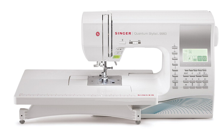 SINGER 9960 Computerized 600 Stitches Accessories
