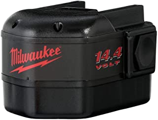 Milwaukee 14.4-Volt NiCd Slide Style Battery Pack 2.4Ah