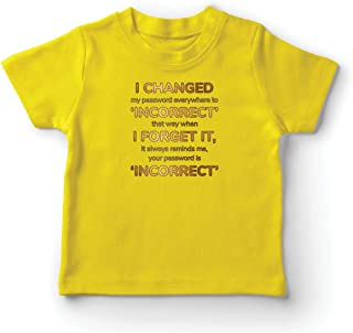 lepni.me Kids T-Shirt How to Create a Secure Password Programmer Gamer Internet Fun Gift