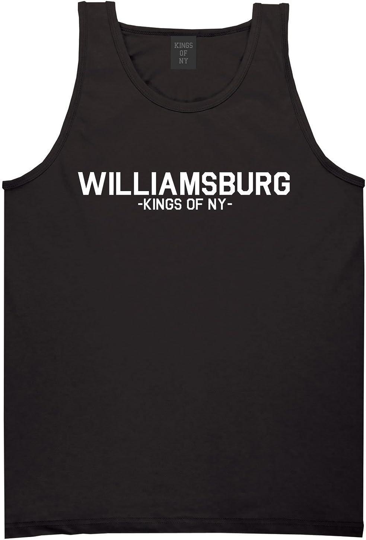 Kings Of NY Williamsburg Brooklyn Hipster Tank Top