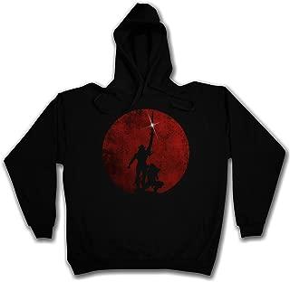 Barbarian Hoodie Hooded Sweatshirt Sweater - Barbar Logo Conan Book Movie The