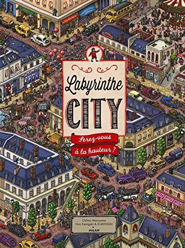 Mirror PDF: Labyrinthe City : serez-vous à la hauteur?
