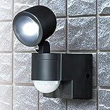 エルパ 乾電池LEDセンサーライト1灯