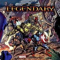 Legendary: A Marvel Deck Building Game レジェンダリー:マーベルデッキビルディングゲーム [並行輸入品]