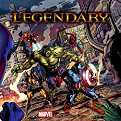 Easy to learn, with fast-paced gameplay Features incredible original artwork of Marvel heroes and villains Game consists of nearly 600 cards, Full color Game board & Color Rule Book Designed by award-winning game designer Devin Low, former Head Devel...