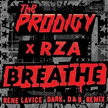 Breathe (feat. RZA) [Rene LaVice Dark D&B Remix]