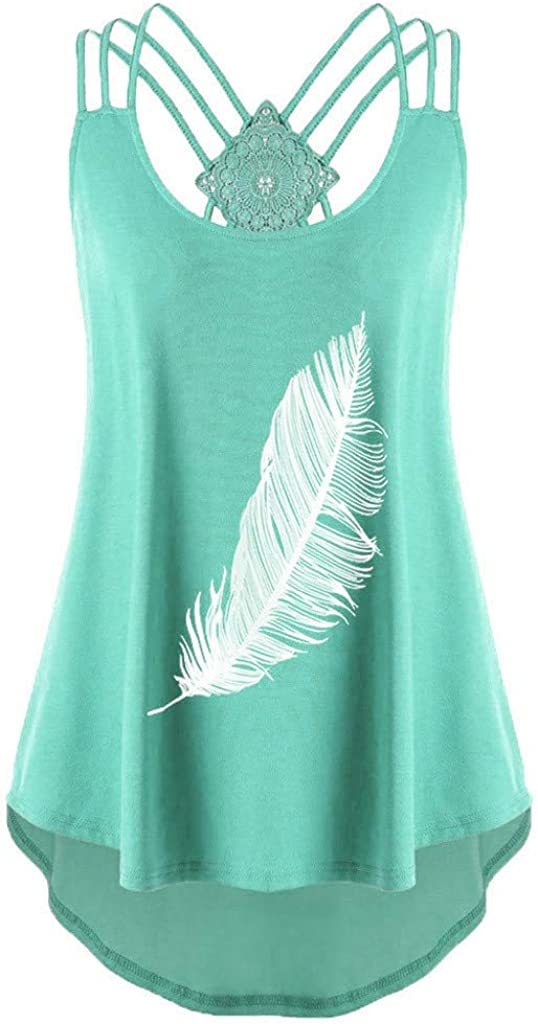 Tank Top Women chaofanjiancai Camis Sl Summer Blouse Tops Lowest price challenge Cotton 70% OFF Outlet