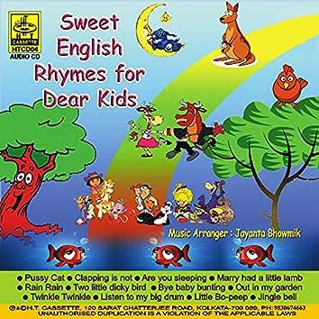 Sweet English Rhymes For Dear Kids