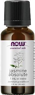 Now Foods Essential Oils, Jasmine Absolute, 1 fl oz (30 ml)