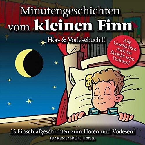 Minutengeschichten vom kleinen Finn Titelbild