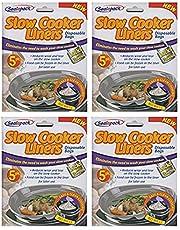 20 Sealapack Slow Cooker Liners Koken Zakken 4 x 5 Pack Voor Ronde & Ovale Fornuizen