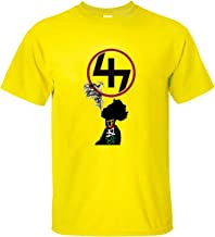 Jiuhe Men's Joey Badass Progressive Era NYC Logo T Shirt