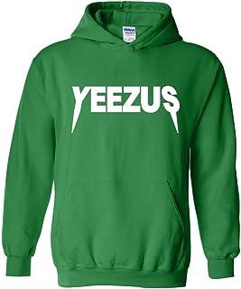 Yeezus – mejor venta regalos Unisex sudadera con capucha sudadera