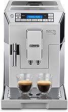 DeLonghi Eletta Cappuccino Top, Fully Automatic Coffee Machine, ECAM45760W, White