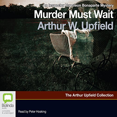 Murder Must Wait cover art