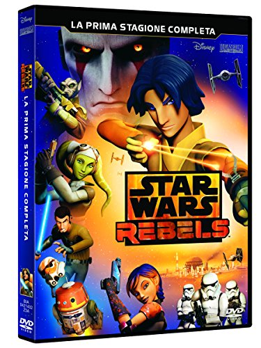 Star Wars Rebels - Stagione 01 (DVD)