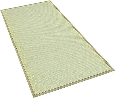 大島屋(Ooshimaya) 置き畳 ユニット畳 椿 抗菌防臭 防音 軽量 ナチュラル 約82×164×1.7cm