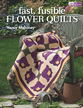 Fast Fusible Flower Quilts