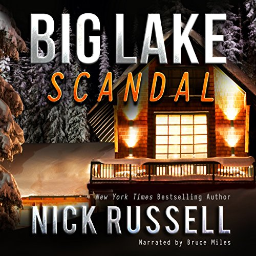 Big Lake Scandal audiobook cover art