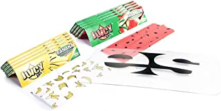 4 Watermelon and 4 Banana Juicy Jay Combo Pack