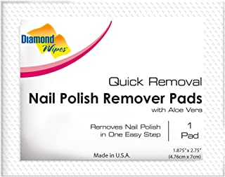 reusable nail polish remover pads