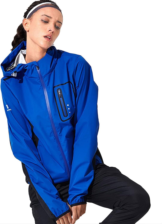 Popular brand in the world WYCLF Sauna Suit for Women - Sweat Jacket Workout S Finally popular brand