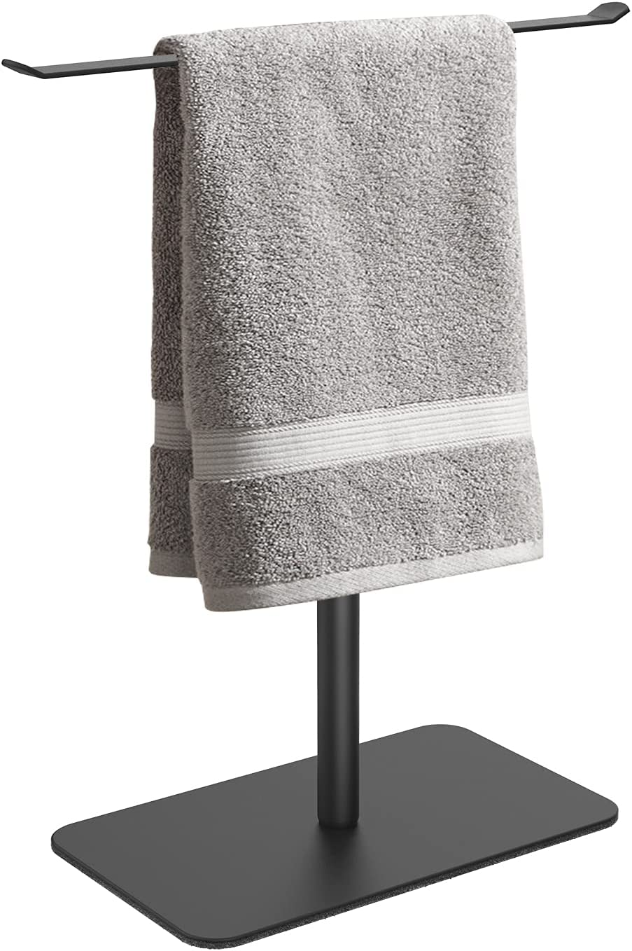 YUMORE Hand 5 ☆ very popular Towel Holder T-Shape Stand Rack Stainles Max 46% OFF