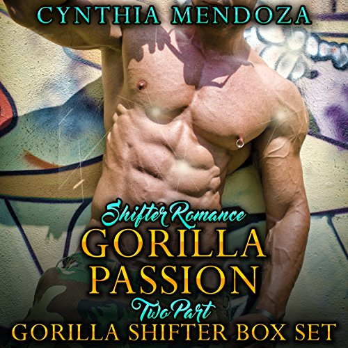 Shifter Romance: Gorilla Passion cover art