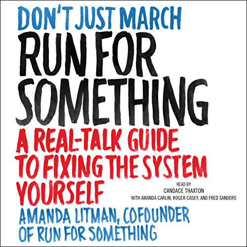 Page de couverture de Run for Something