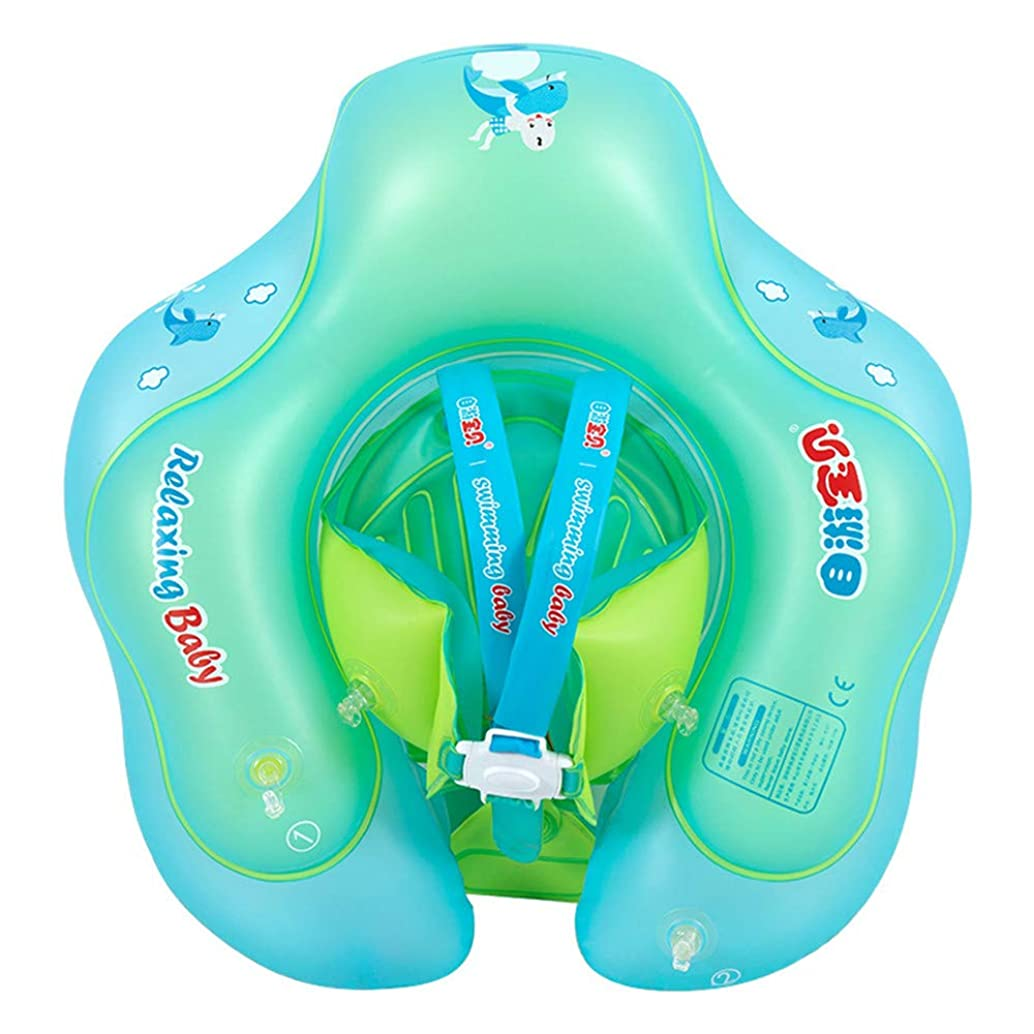 Lvbeis Swimming Baby Inflatable U-Shape Underarm Swim Ring Pool Floats Toys Toddler Floating Ring