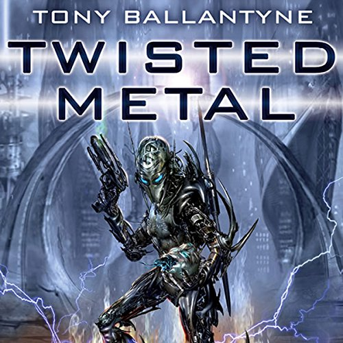 Twisted Metal audiobook cover art