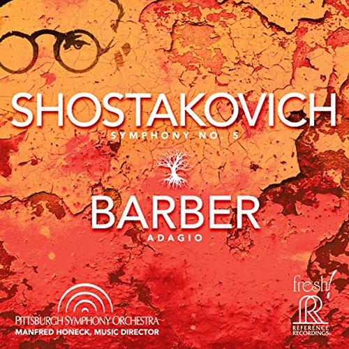 Shostakovich/Barber: Symphony