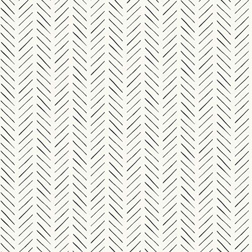York Wallcoverings MK1170 Magnolia Home 56 Square Foot - Pick-Up Sticks by Joanna Gaines - Pre-Pasted Surestrip Paper Wallpaper